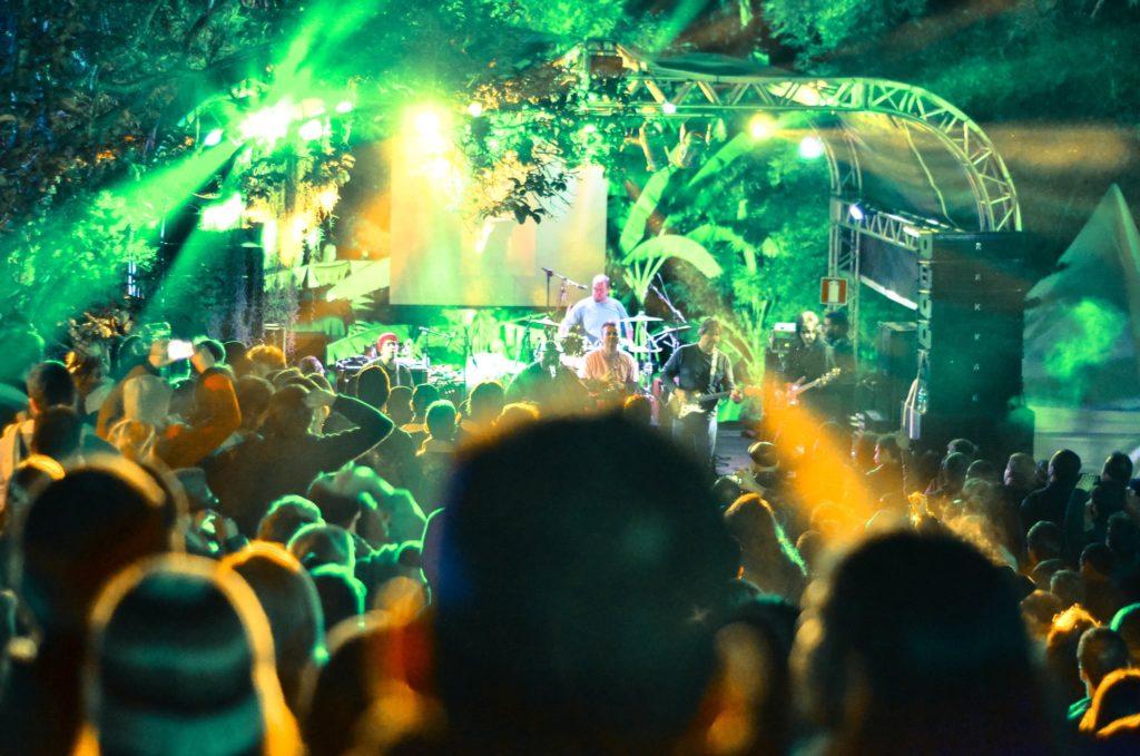 O município é muito famoso na região, além dos parques e outros pontos turísticos, pelos eventos e show que acontecem durante todo o ano. Os eventos fixos no calendário cultural de Ibitipoca mais famosos são Ibitipoca Jazz Festival, Ibitipoca Blues. Além disso, durante o mês de agosto também é possível conferir o Ibitipoca Off Road, evento de rali que acontece nas estradas da região.